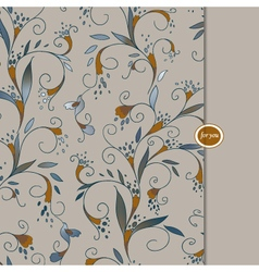 Floral element for your design vector
