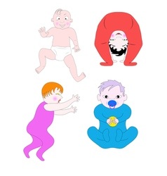 Little Children vector
