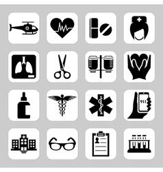 Medical 3 vector image