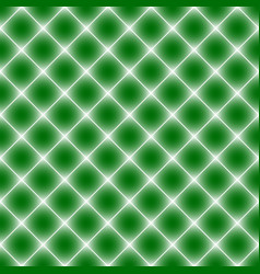 Mesh mosaic of squares seamless geometric pattern vector