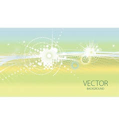 Style wallpaper vector image