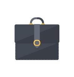 Briefcase portfolio symbol vector image vector image