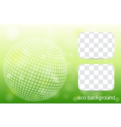 Template A4 vector image vector image
