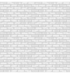 Seamless Brick Wall vector image