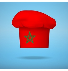 Marrocan national cuisine vector image