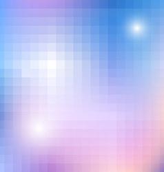 Geometric shining pattern vector image