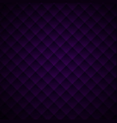 abstract luxury style purple geometric squares vector image