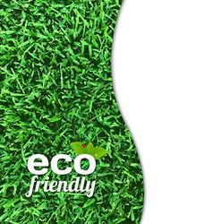 Eco Friendly Card vector