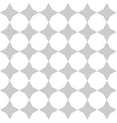 geometric monochrome shape pattern background vector image