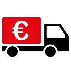 Collector car icon vector image