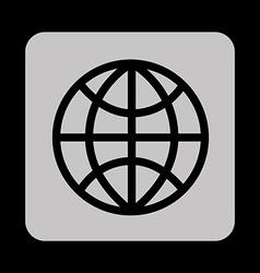 data center vector image