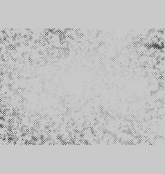 grey graphic halftone comic style pop art template vector image