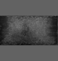 Grunge dark grey stone texture background vector