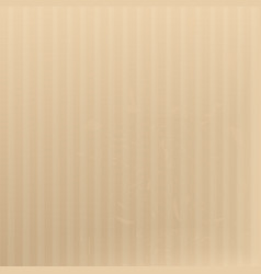 kraft paper brown vintage blank textured vector image