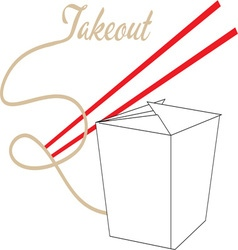 Takeout vector
