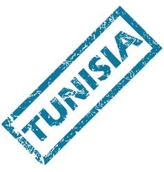 Tunisia rubber stamp vector