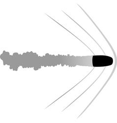 Flight of Bullet vector