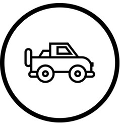 jeep outline vector images over 120 Jeep Safari jeep icon vector
