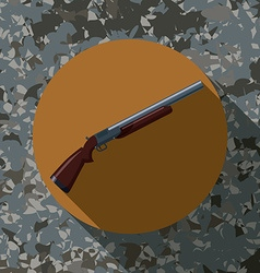 Military forces design vector image