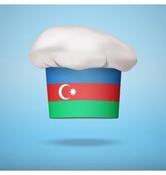Azerbaijani national cuisine vector image