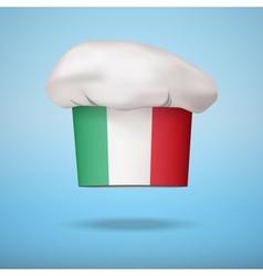 Italian national cuisine vector image vector image