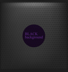 abstract background with black squares design vector image