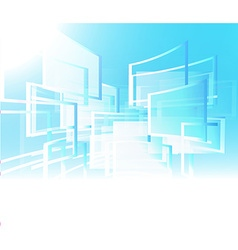 Background abstract modern vector