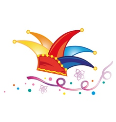 Carnival decoration vector