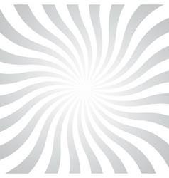 Gray rays poster wavy vector