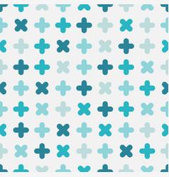 Delicate seamless pattern - minimalistic elegant vector