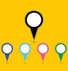 Map poiter vector