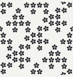 geometric national seamless japanese pattern vector image