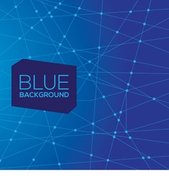 Blue Graphic Background vector