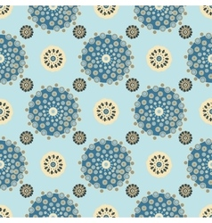 Bright Varicolored seamless pattern background vector