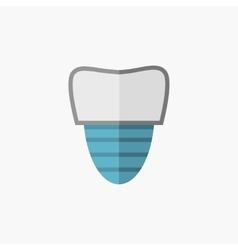 Dental Flat Icon vector