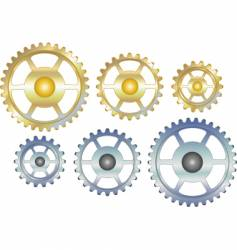 sprocket vector image