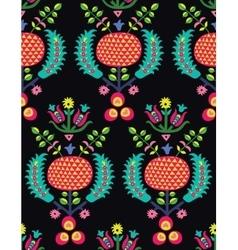 Ottoman turkish pattern vector