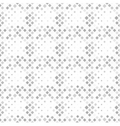 Geometrical grey abstract square pattern vector
