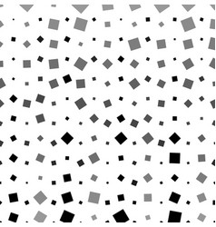 Pattern texture of scattered random squares art vector