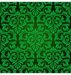 decorative wallpaper vector image vector image