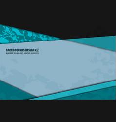Green blue background grunge vector