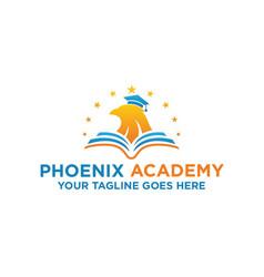 Phoenix academy vector