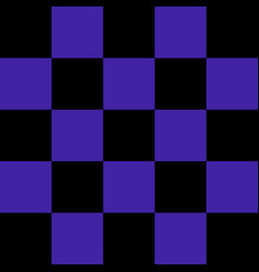 Black and purple checkered background vector