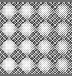 gray geometrical abstract square pattern vector image