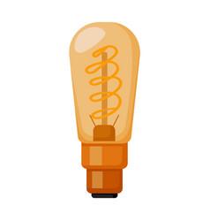 Iight bulb iconcartoon icon vector
