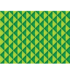 Green rectangle abstract background vector image vector image