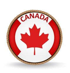 Canada Seal vector image