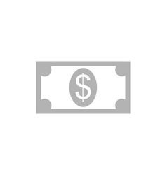 dollar logo vector image