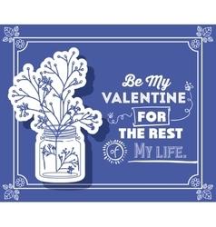 Love message design vector