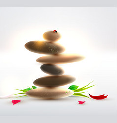 Zen Background vector